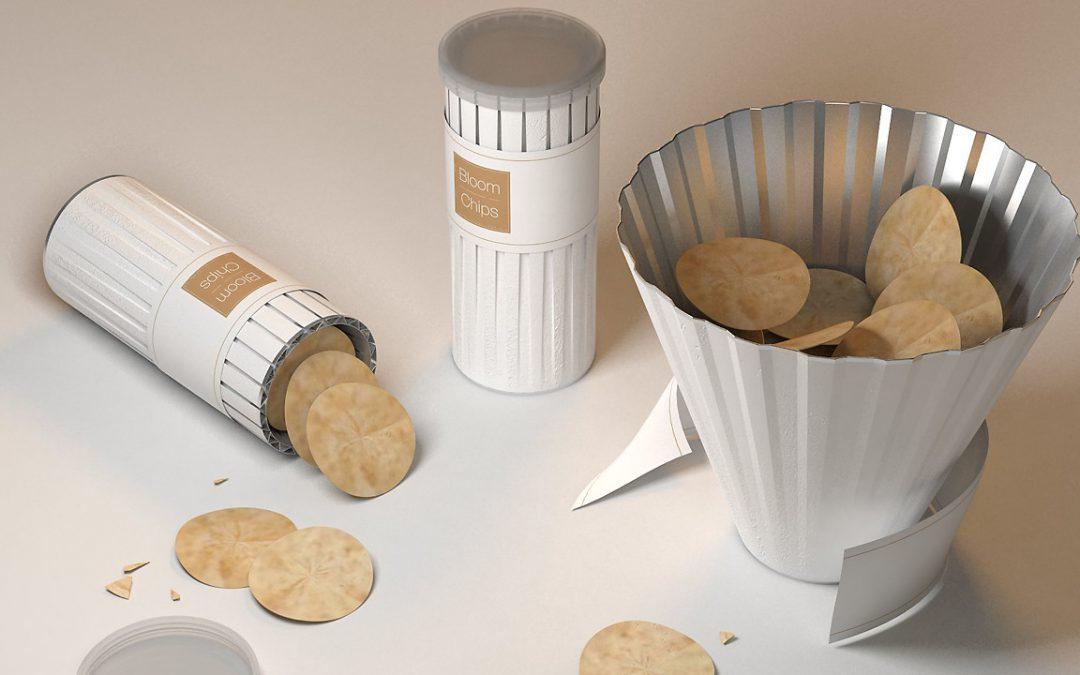 El paquete de Pringles definitivo, o cómo el diseño tiene mucha importancia