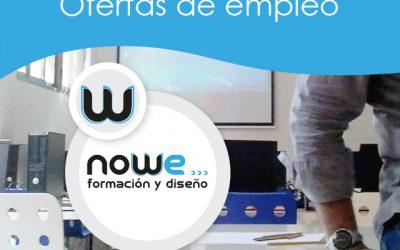 Ofertas de empleo en la Comunidad de Madrid (14/05/2015)
