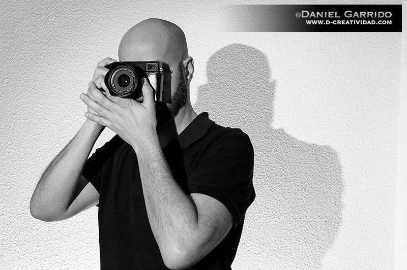 Dani Garrido: el camaleón del diseño gráfico.