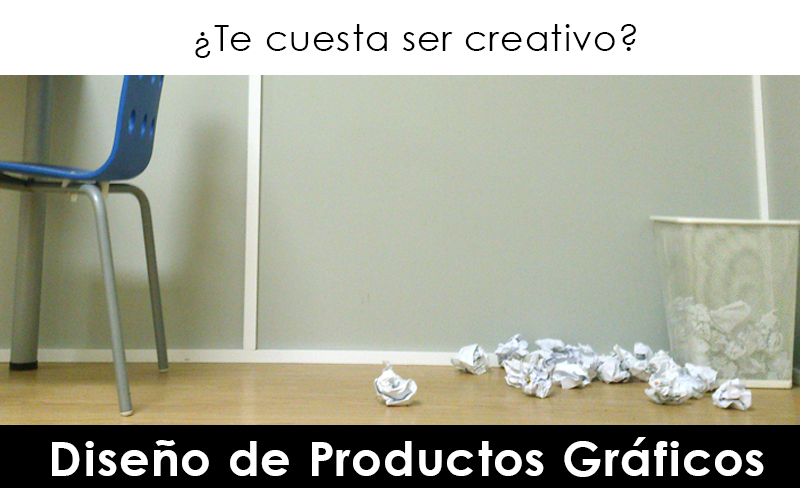 Certificado de profesionalidad en Diseño de Productos Gráficos