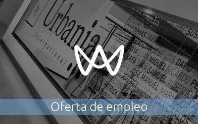 Responsable de desarrollo UX/UI en Urbania International