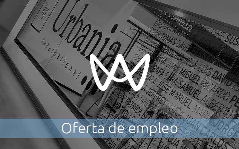Responsable de desarrollo UX/UI en Urbania International