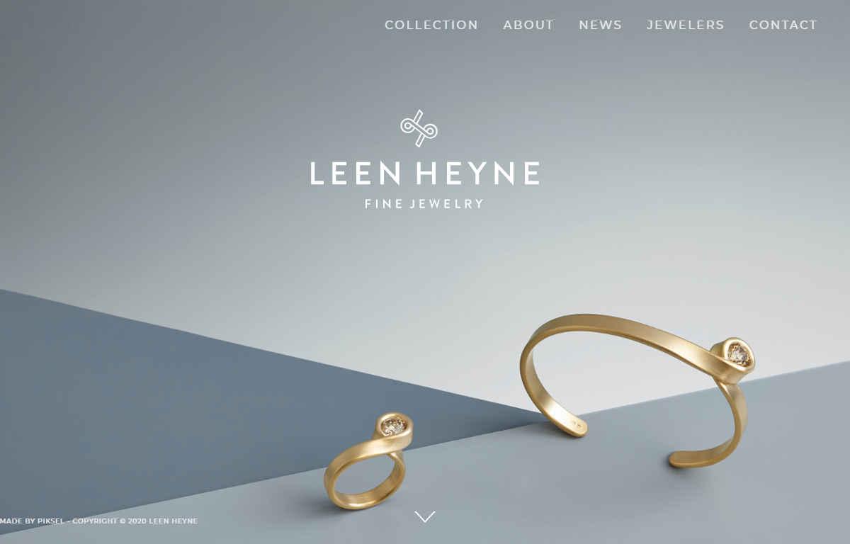 Inspiración para el diseño web