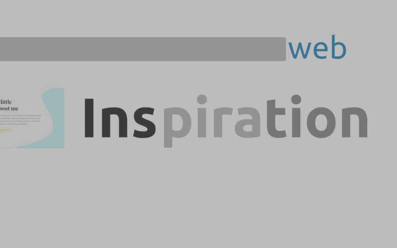 Inspiración web #10