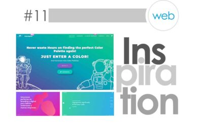 Inspiración web #11